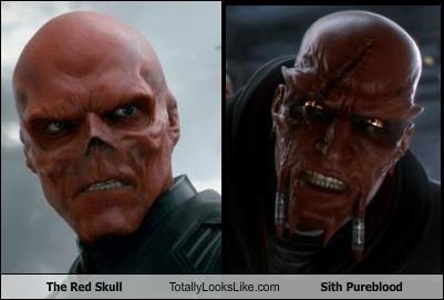 funny Red Skull sith pureblood TLL - 5325836800