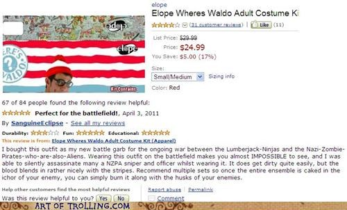 awesome,review,shoppers beware,wheres waldo