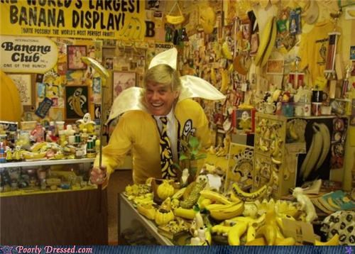 banana creepy so much yellow - 5326474496