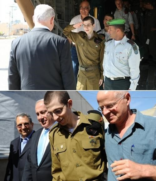 Gilad Shalit Israel Middle East Politics Palestine Successful Prisoner Swap - 5326562304