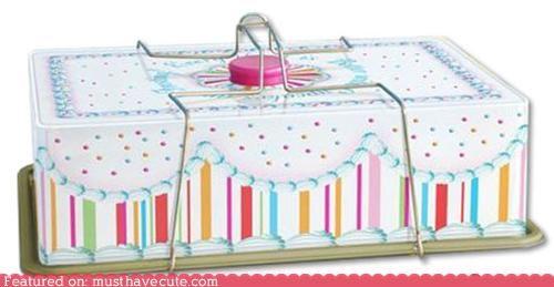 box cake cupcakes handle metal - 5327412224