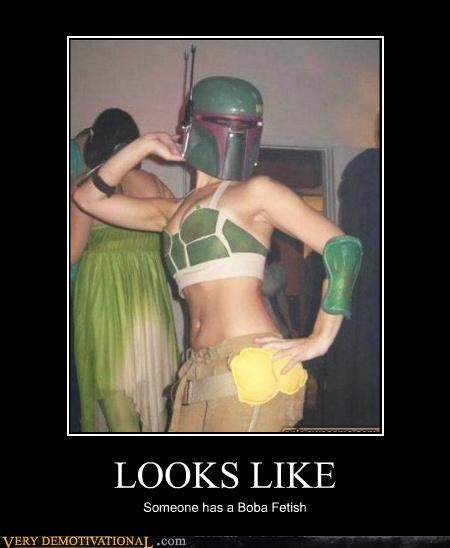 boba fett costume Fetish Pure Awesome Sexy Ladies - 5327478528