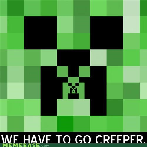 baddie boss creeper gross Inception minecraft video games - 5327590656