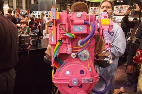 cosplay cosplay corner Ghostbusters hello kitty proton pack - 5327645696