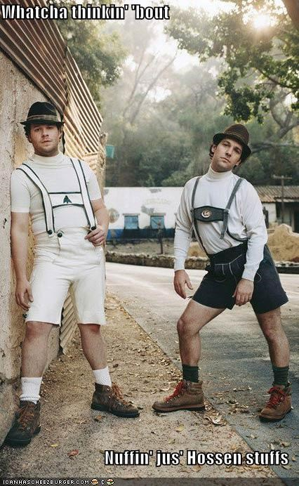 leiderhosen paul rudd roflrazzi seth rogan whatcha thinkin about - 5327776000