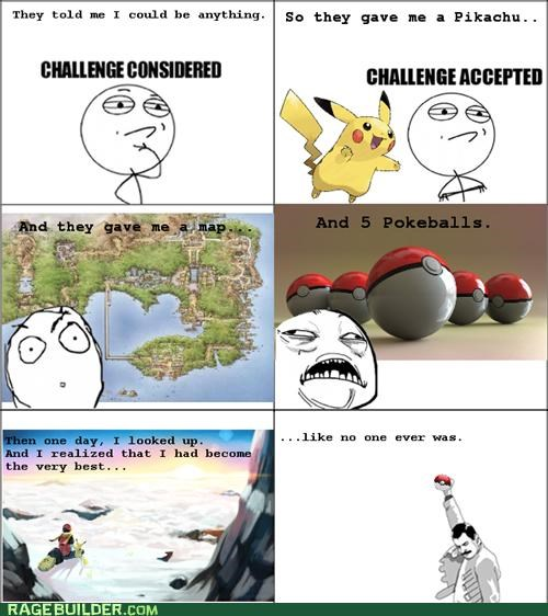 challenge,journey,pokemon journey,Rage Comics