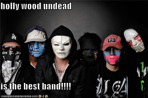 holly wood undead   is the best band!!!!