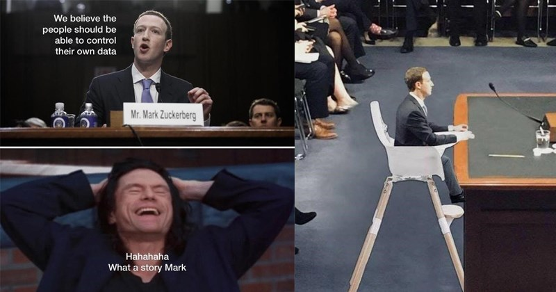 Memes facebook Mark Zuckerberg - 5328389