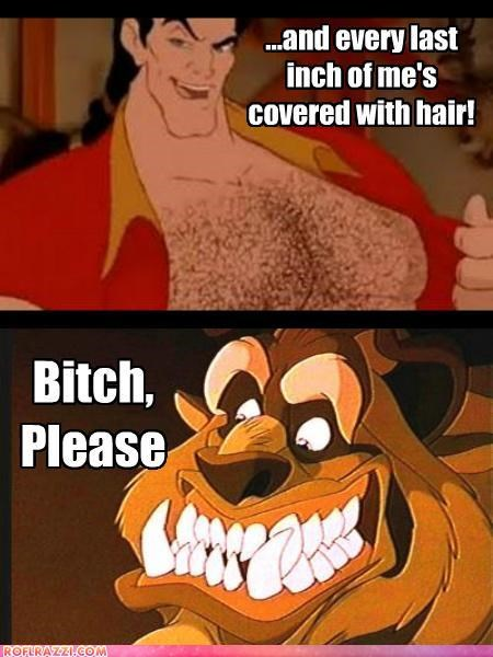 animation Beauty and the Beast comic disney funny - 5328431360