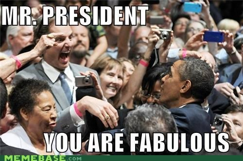 country,fabulous,gay,Memes,obama,president,very excited