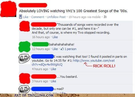 80s,facebook,rick roll,Vh1