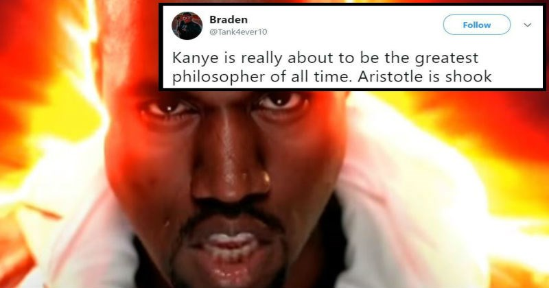 twitter philosophy kanye west funny - 5329925