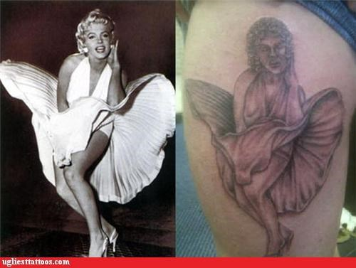 celeb I see dead people marilyn monroe movies poor execution pop culture