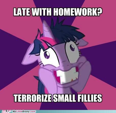 fillies good student meme problems twilight snapple - 5330062848