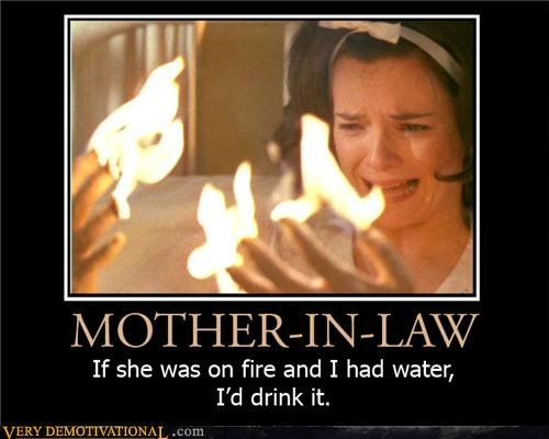 fire Mean People mother in law water - 5331232256