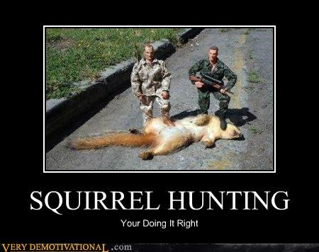 GI Joe,hunting,Pure Awesome,squirrel,toys