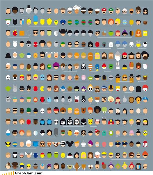 art,characters,minimalism