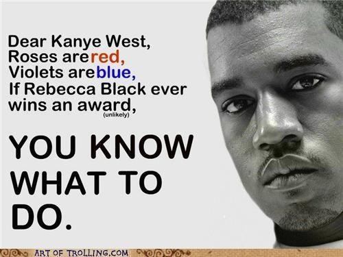 interrupting kanye kanye west Rebecca Black - 5331678720