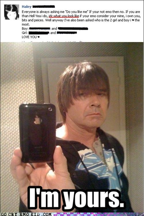 best of week creepy emo dad face book weird kid - 5331869696