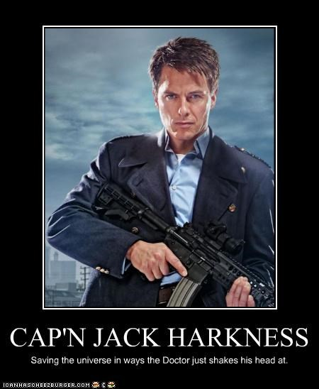 Jack Harkness john barrowman the doctor Torchwood universe - 5331994624