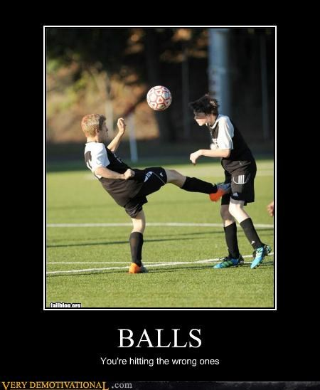 balls crotch shot hilarious ouch soccer - 5332293888