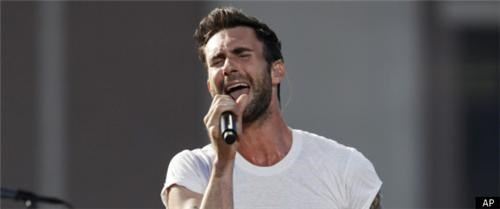 adam levine fox news twitter