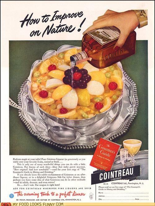 Ad alcohol booze cointreau dessert fruit - 5332474624