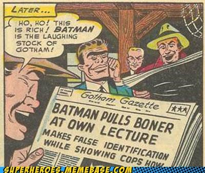 batman boner lecture Straight off the Page - 5332744960
