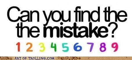 mistake the when you see it - 5332907008