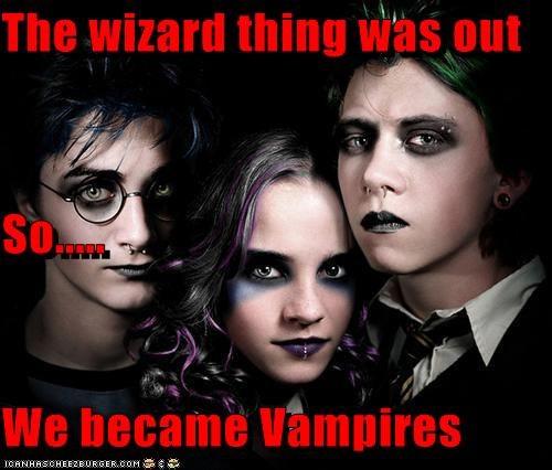 best of week Harry Potter vampires weird kid wizard - 5333587968