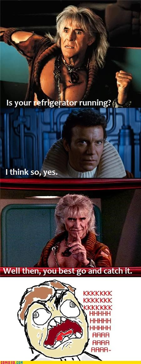refrigerator,Star Trek,that khan,trickster