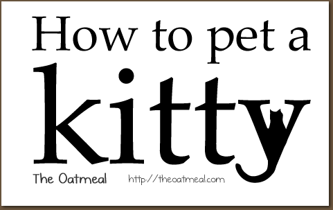 petting guide How To Cats web comics - 5334021