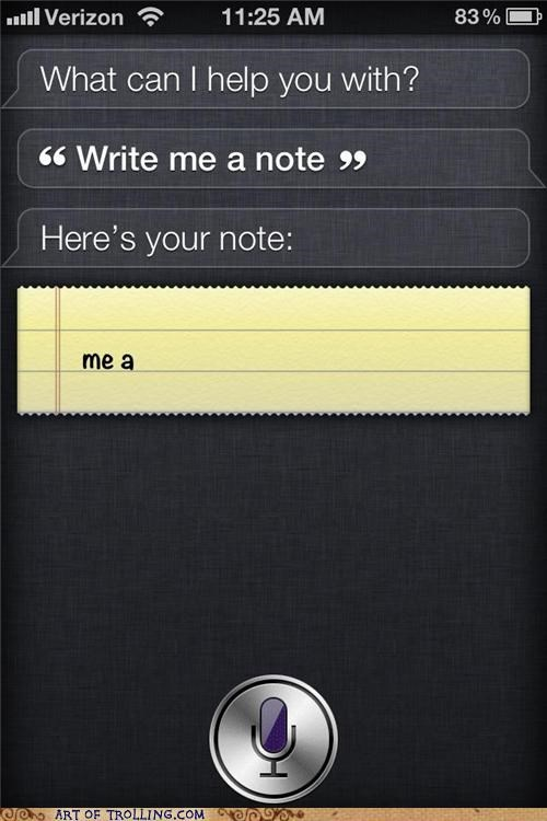 iphone note siri - 5334631680