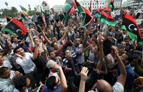 End Of An Era Follow Up Libyan Uprising muammar gaddafi - 5335492096