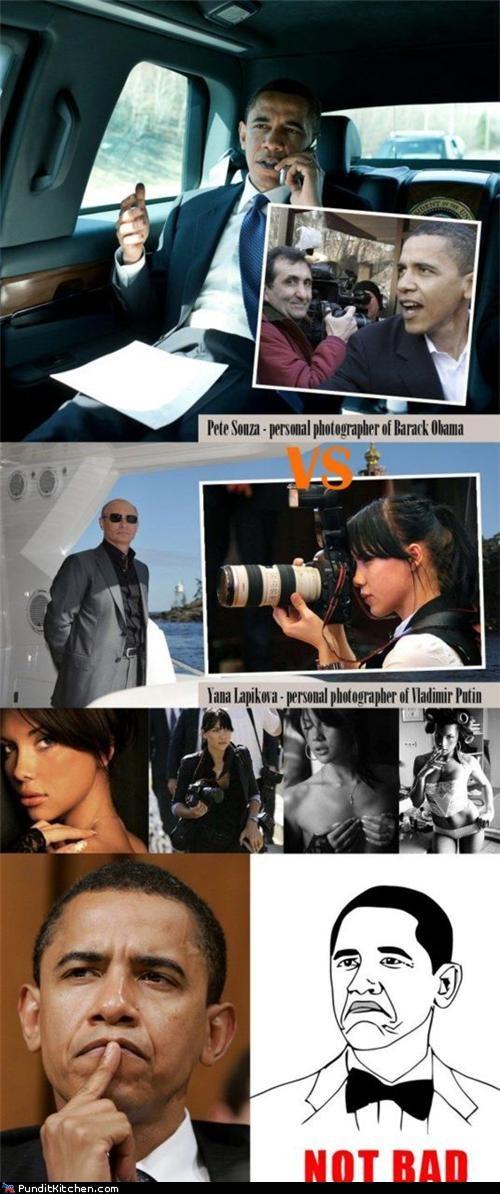 barack obama political pictures Vladimir Putin - 5335789056