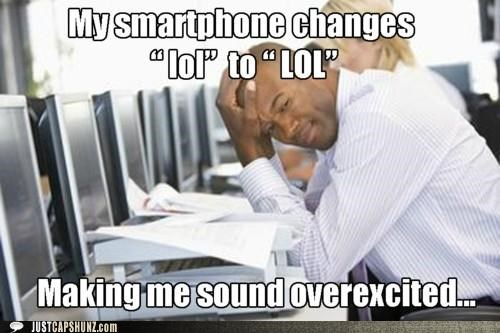 cell phone First World Problems lol text message thats-a-bummer-man - 5335810304