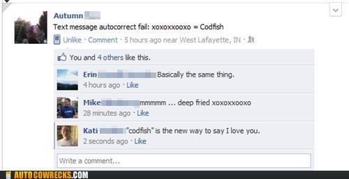 autocorrect codfish facebook hearts - 5335984896