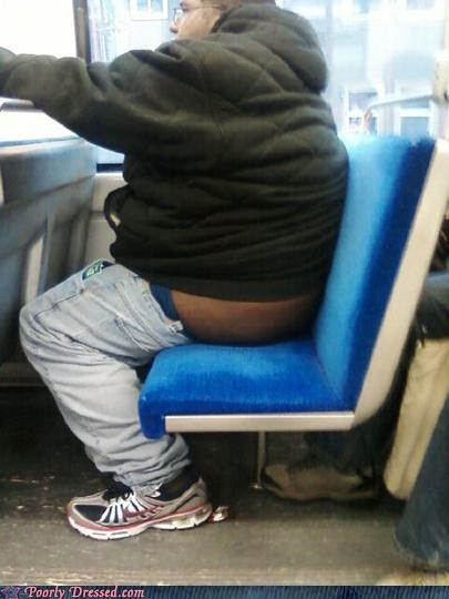awkward bus ride jeans pants too small - 5335989248