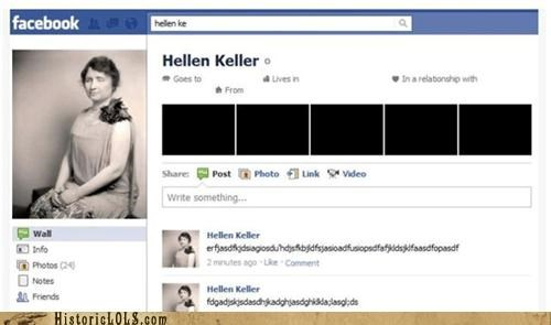 fake funny helen keller historic lols shoop - 5336058624