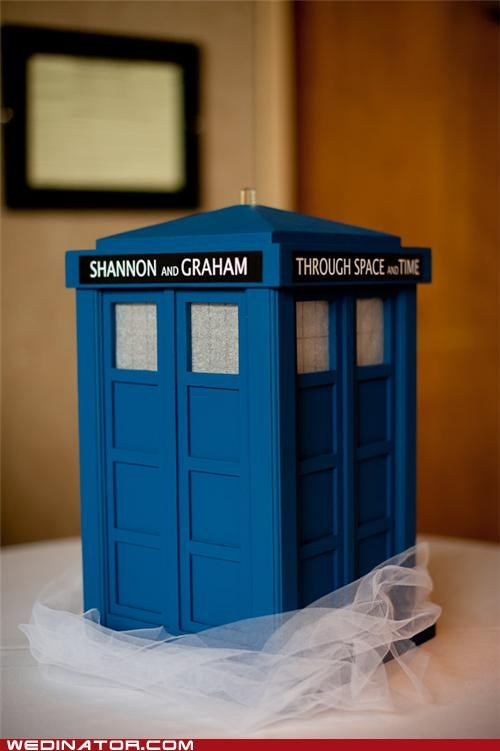 doctor who funny wedding photos geek geeks Hall of Fame tardis - 5336095232