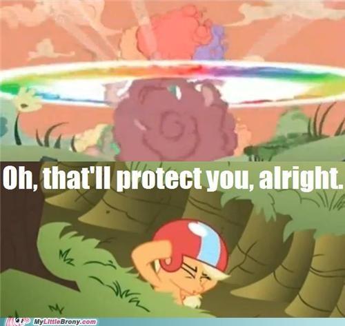 applejack helmet meme orbital friendship cannon - 5336294400