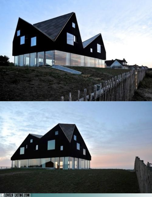 glass,house,top heavy