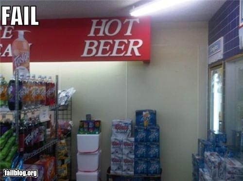 beer failboat g rated grocery store marketing signs point to no