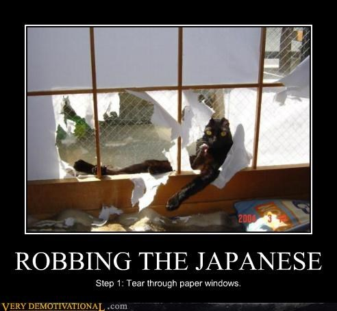 cat,Japan,jerk,paper windows,Pure Awesome