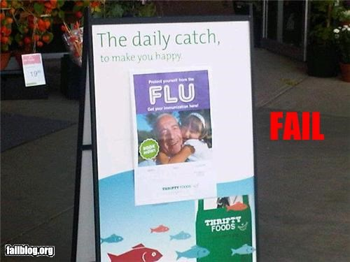failboat flu g rated Professional At Work sickness signs - 5337661952