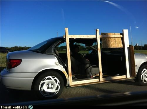 2x4,cars,fort,moving,wtf