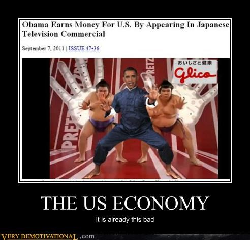 bad commercial economy obama Sad television - 5338458624
