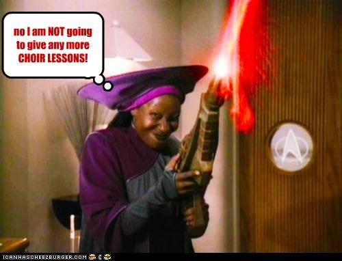 choir Guinan sister act Star Trek whoopi - 5338505216
