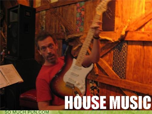 double meaning house house music hugh laurie literalism Music - 5338595072