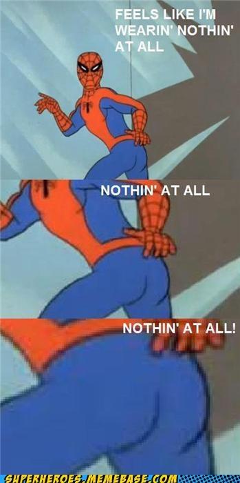 best of week sexy Spider-Man Super-Lols tights - 5338599168